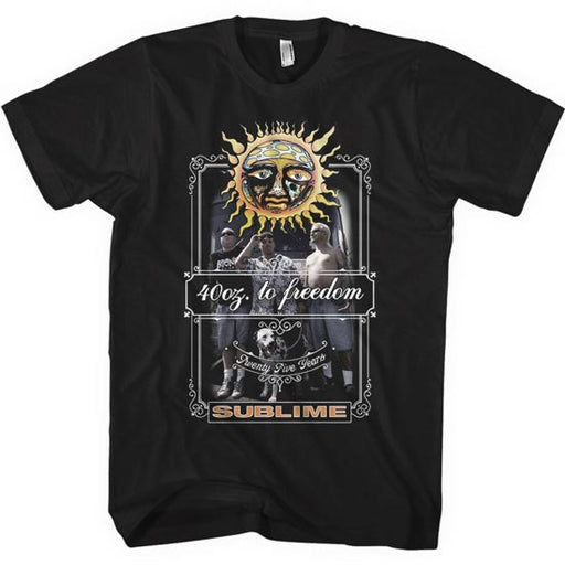 T-Shirt - Sublime - 25 Years
