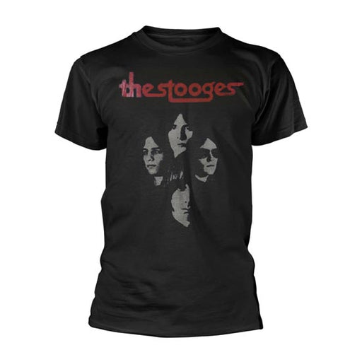 T-Shirt - Stooges, The - Faces-Metalomania