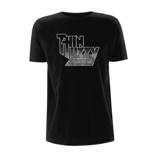 T-Shirt - Thin Lizzy - Gradient Logo-Metalomania