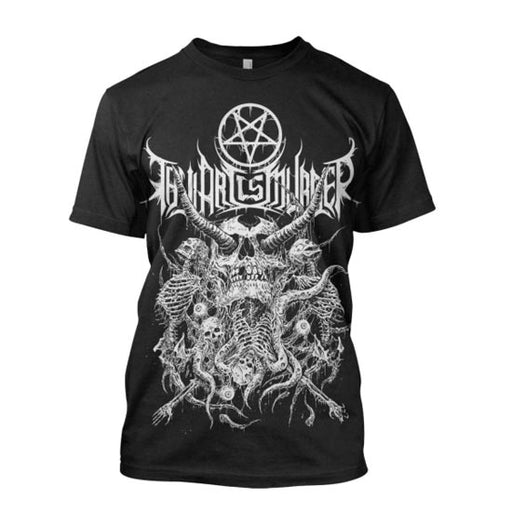 T-Shirt - Thy Art Is Murder - Riddick Skull Pile