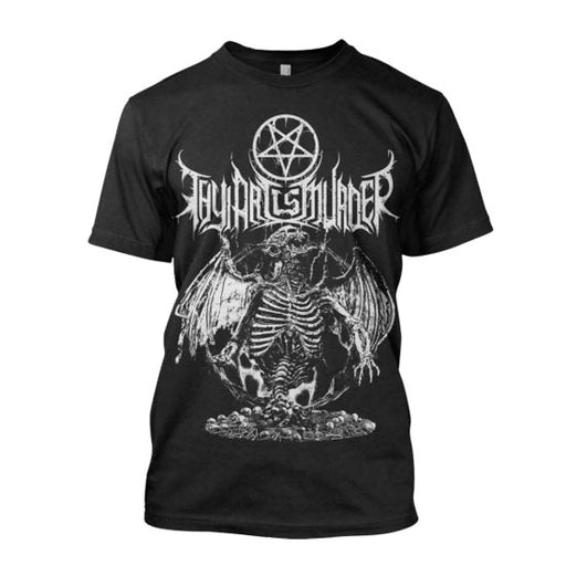 T-Shirt - Thy Art Is Murder - Winged Creature