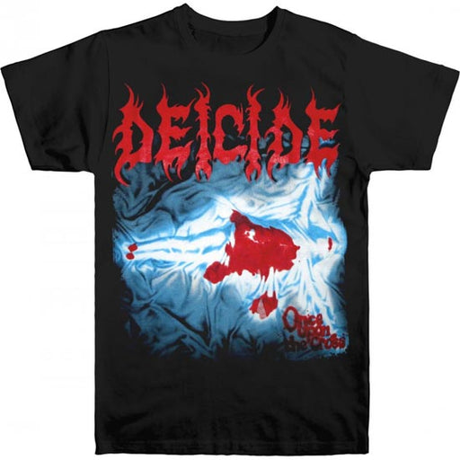 T-Shirt - Deicide - Once Upon The Cross-Metalomania