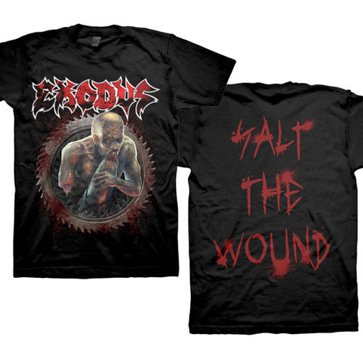 T-Shirt - Exodus - Salt the Wound-Metalomania