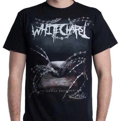 T-Shirt - Whitechapel - The Somatic Defilement-Metalomania