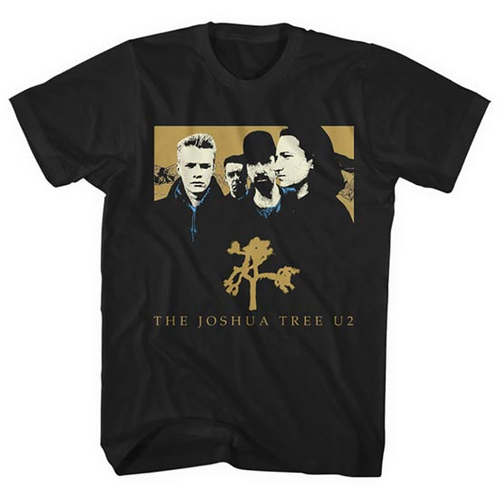T-Shirt - U2 - Joshua Tree V2