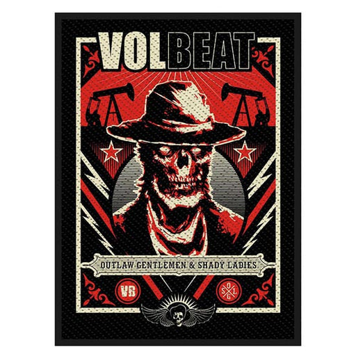Patch - Volbeat - Ghoul Frame-Metalomania