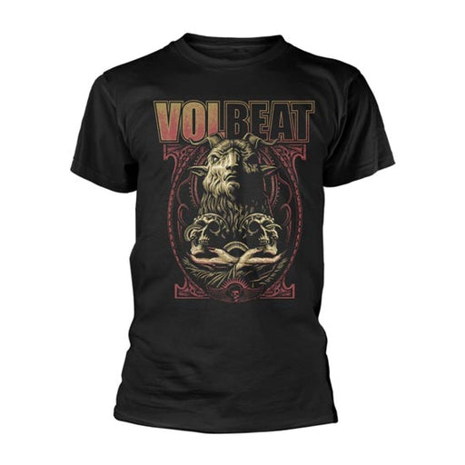 T-Shirt - Volbeat - Voodoo Goat-Metalomania