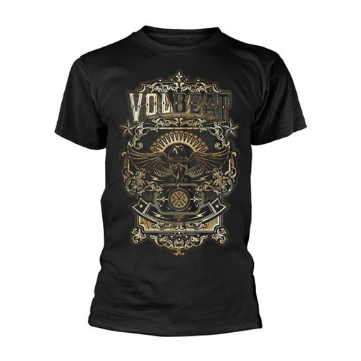 T-Shirt - Volbeat - Old Letters-Metalomania