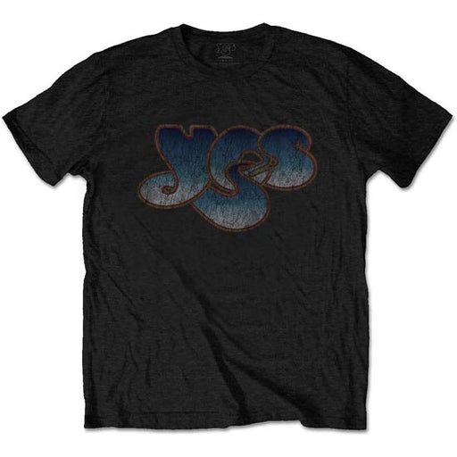 T-Shirt - Yes - Vintage Logo