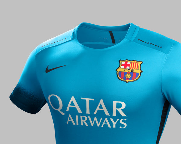 size 40 76456 10734 Nike FC Barcelona 2015/2016 Third Kit – The Village Soccer Shop