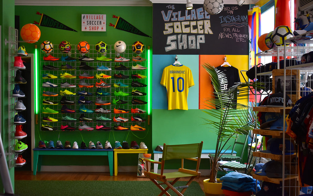 The Village Soccer Shop - Kicks to The Pitch - Tarrytown, New York
