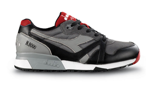 Diadora N9000 L-S Sneakers - Gray/Black