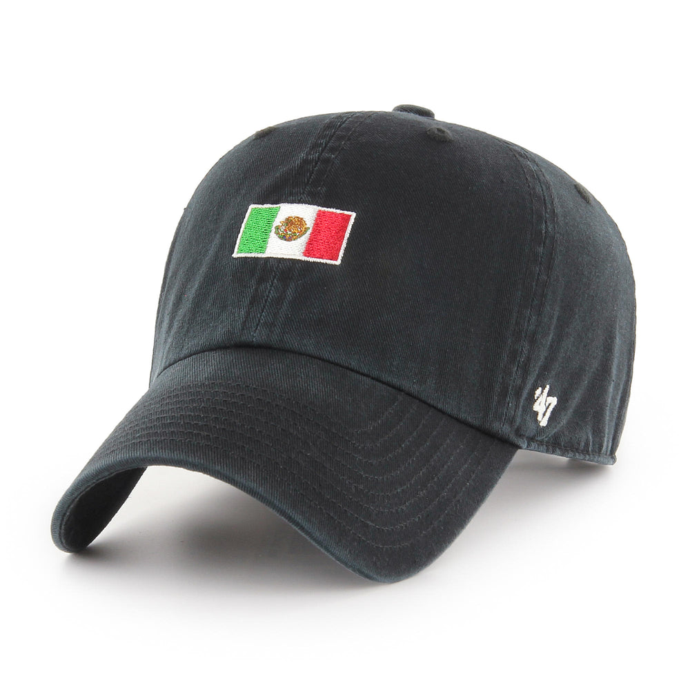 '47 Brand Mexico Base Runner Clean Up Hat