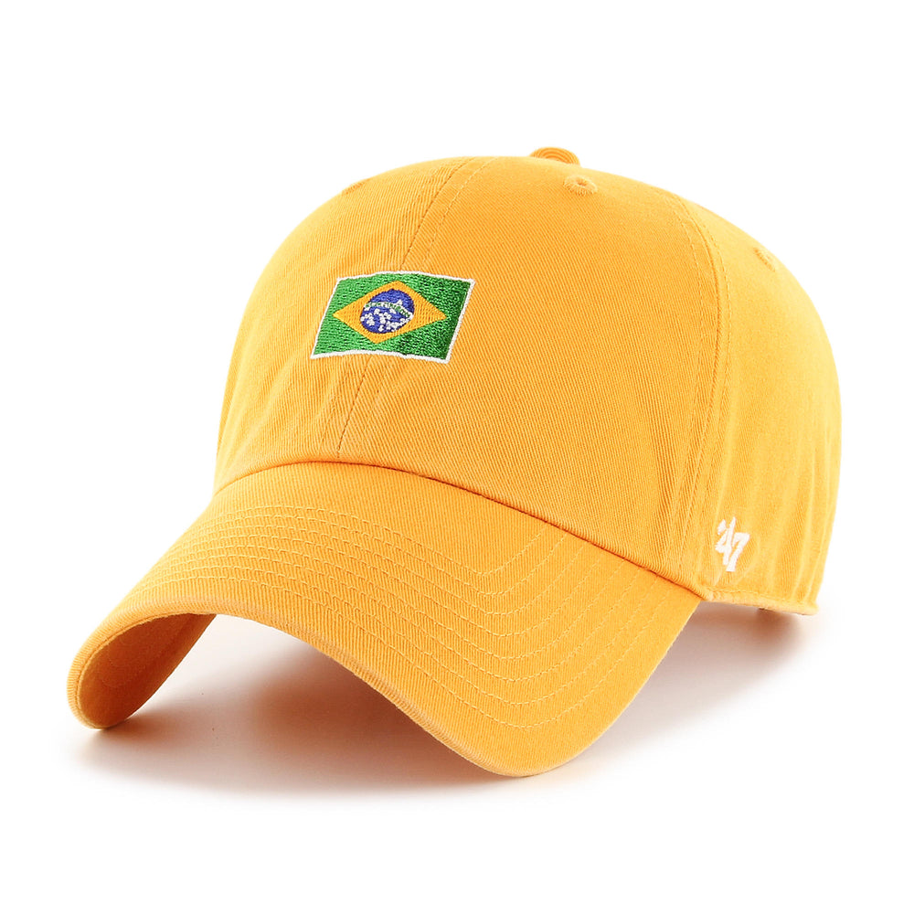 '47 Brand Brazil Base Runner Clean Up Hat