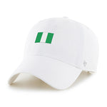 '47 Brand Nigeria Base Runner Clean Up Hat