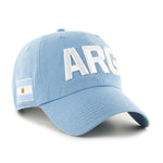 '47 Brand Argentina Clean Up w/ Side Embroidery Hat