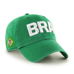 '47 Brand Brazil Clean Up w/ Side Embroidery Hat