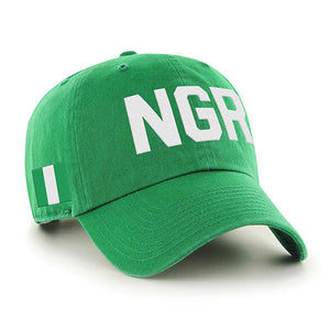 '47 Brand Nigeria Clean Up w/ Side Embroidery Hat