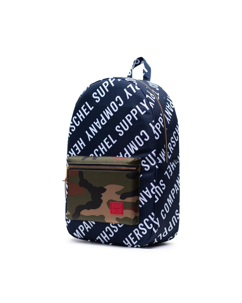 Herschel Supply Co. Settlement Backpack - Roll Call Peacoat/Woodland Camo