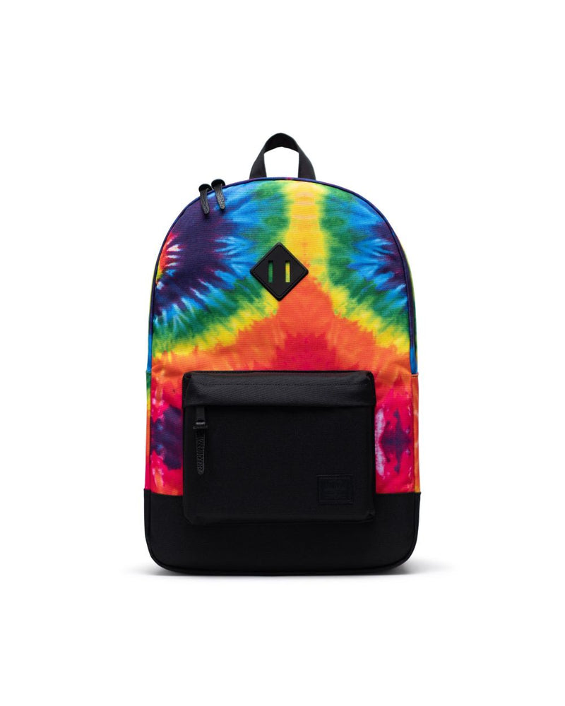 Herschel Supply Co. Heritage Backpack - Rainbow Tie Dye