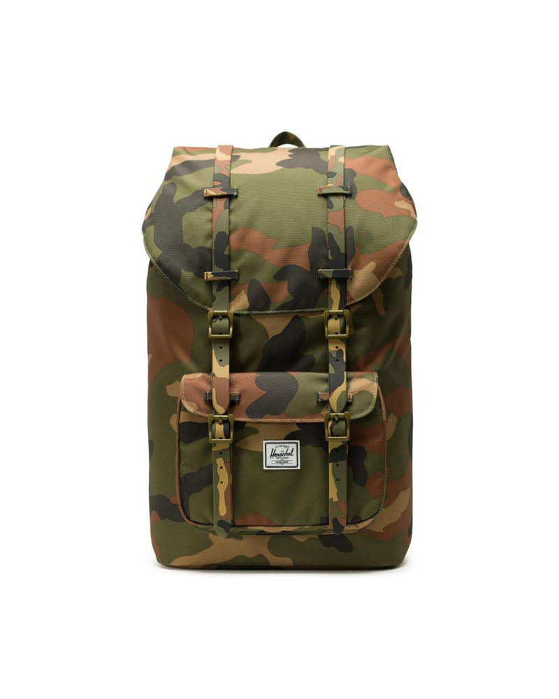 Herschel Supply Co. Herschel Little America Backpack - Woodland Camo