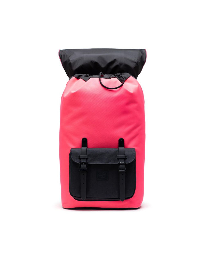 Herschel Supply Co. Herschel Little America Backpack - Neon Pink/Black