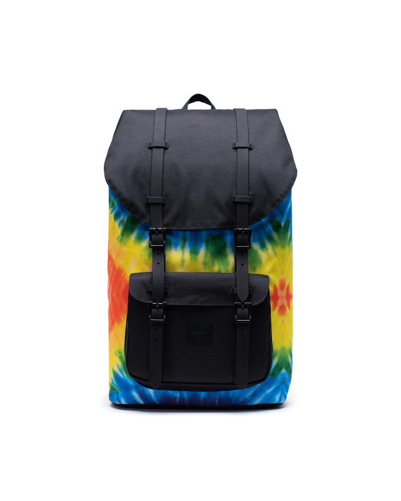 Herschel Supply Co. Herschel Little America Backpack - Rainbow Tie Dye
