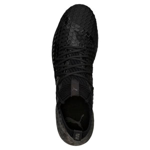 FUTURE 18.1 NETFIT FG/AG Soccer Boots - Black/Black/Black - The Village Soccer Shop
