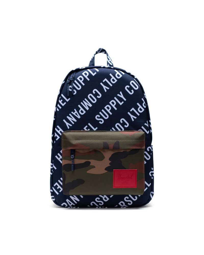 Herschel Supply Co. Classic Backpack XL - Roll Call Peacoat/Woodland Camo
