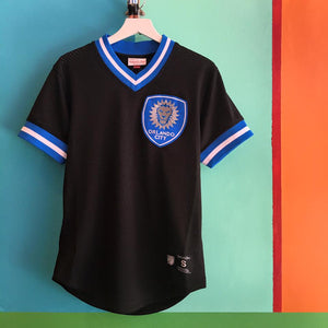 Mitchell & Ness Orlando City SC Lifestyle Team Color Switch Mesh Jersey