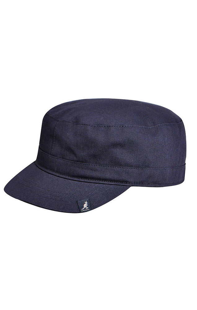 Kangol Cotton Adj Army - Navy