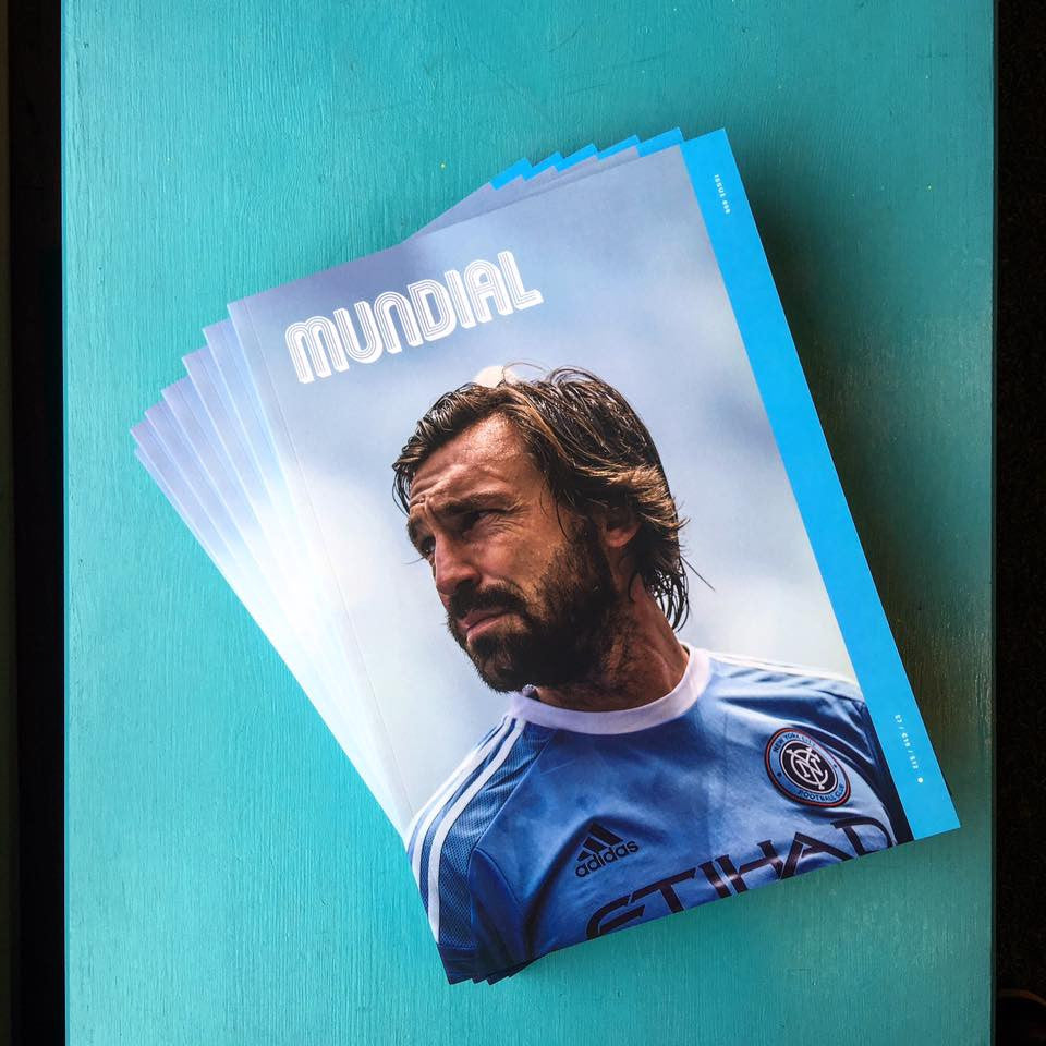 Mundial Magazine - Issue 8