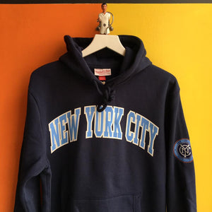 Mitchell & Ness NYCFC Start of the Season Pullover Hoody