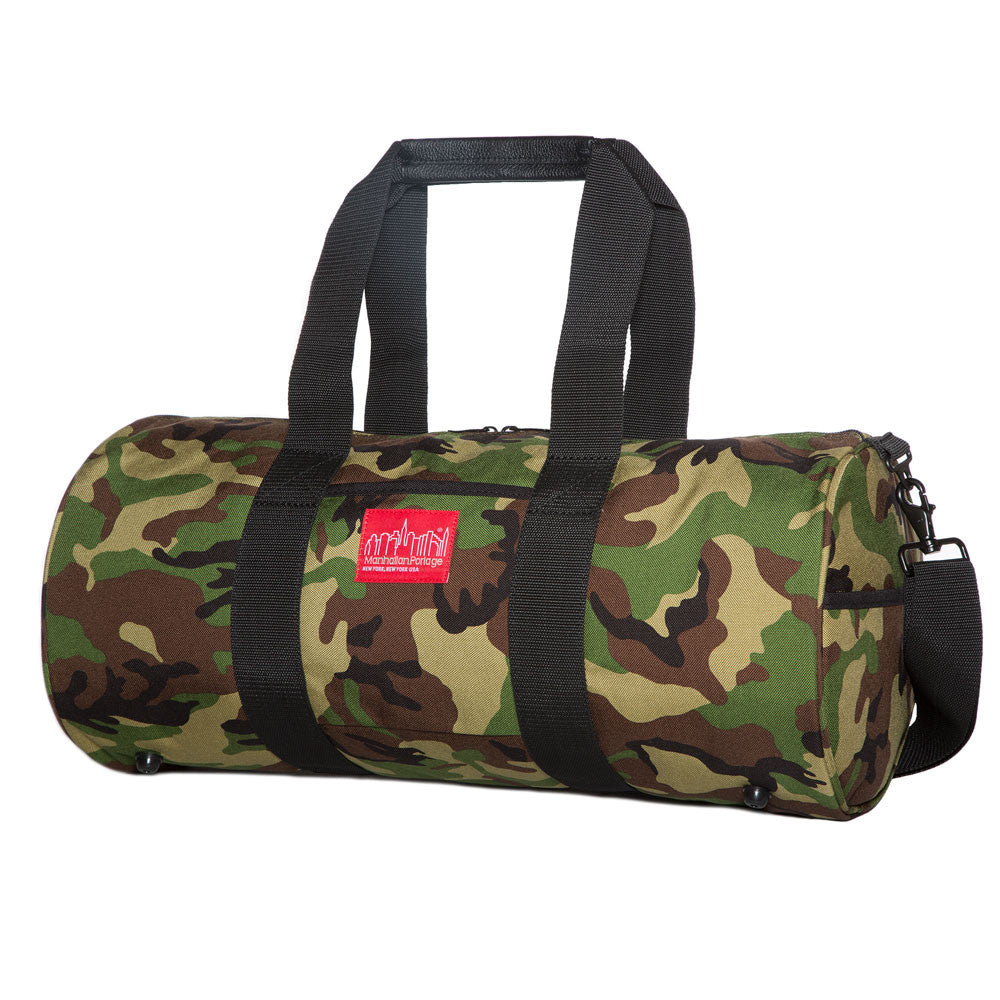 Manhattan Portage Drum Duffle Bag (LG) - Camo