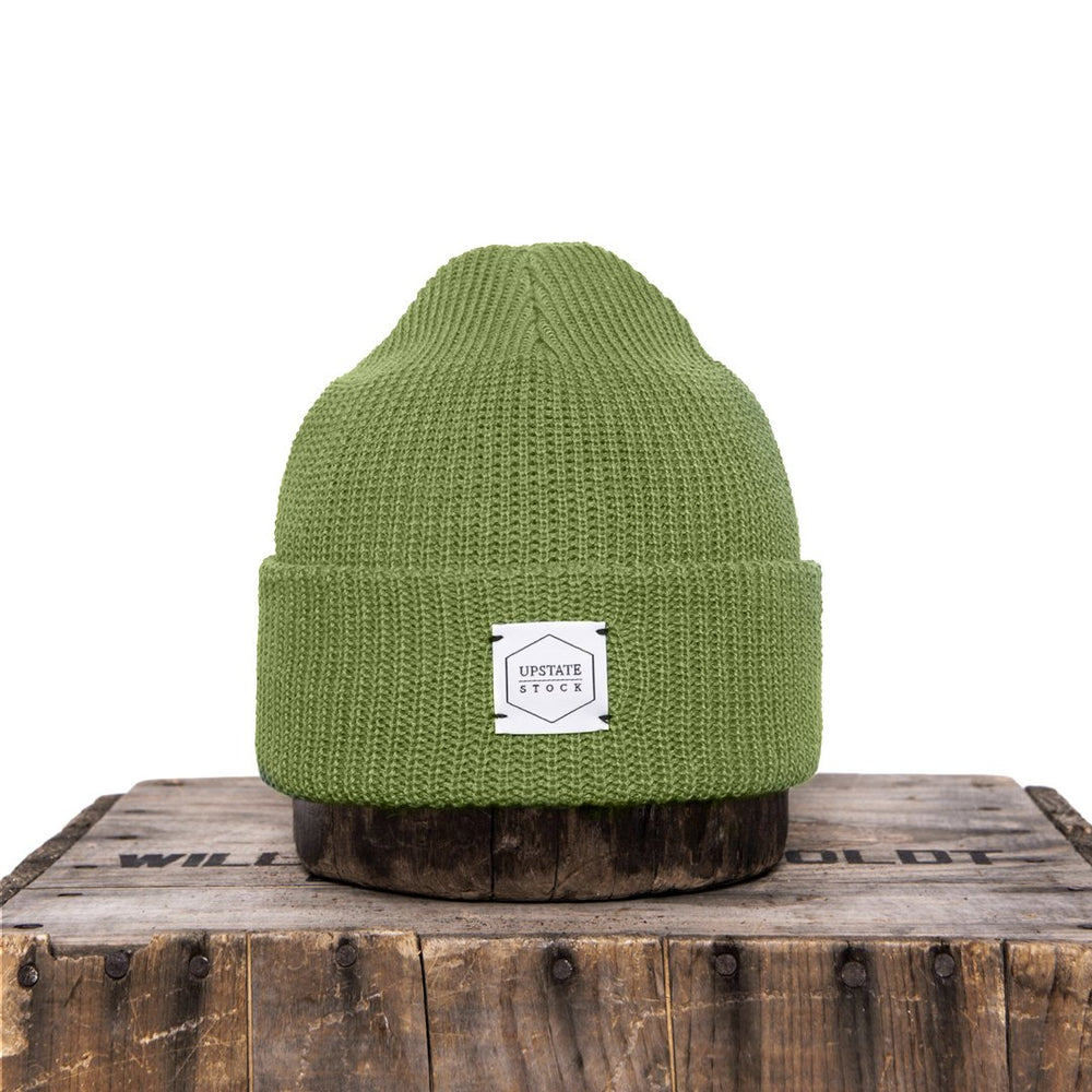 Upstate Stock Eco-Cotton Watchcap - Matcha