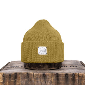 Upstate Stock Eco-Cotton Watchcap - Straw