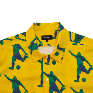 Nivelcrack Fenomino Shirt - Yellow