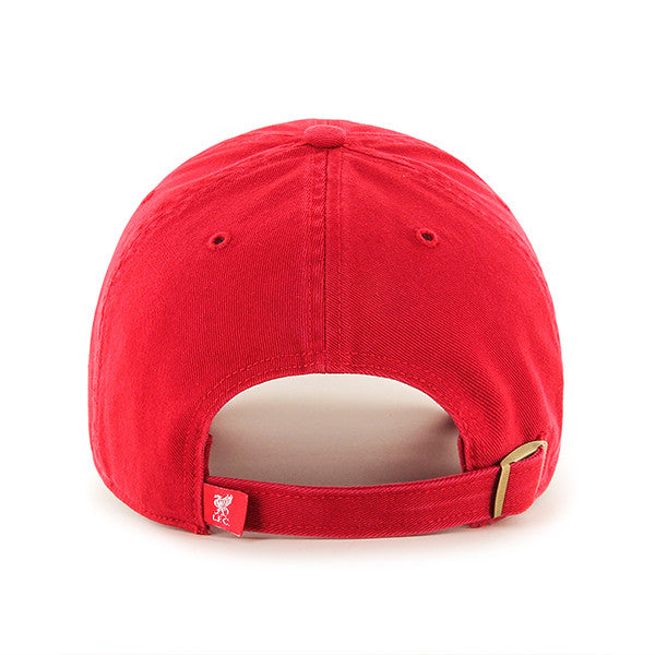 '47 Brand Liverpool FC '47 Clean Up Hat - The Village Soccer Shop