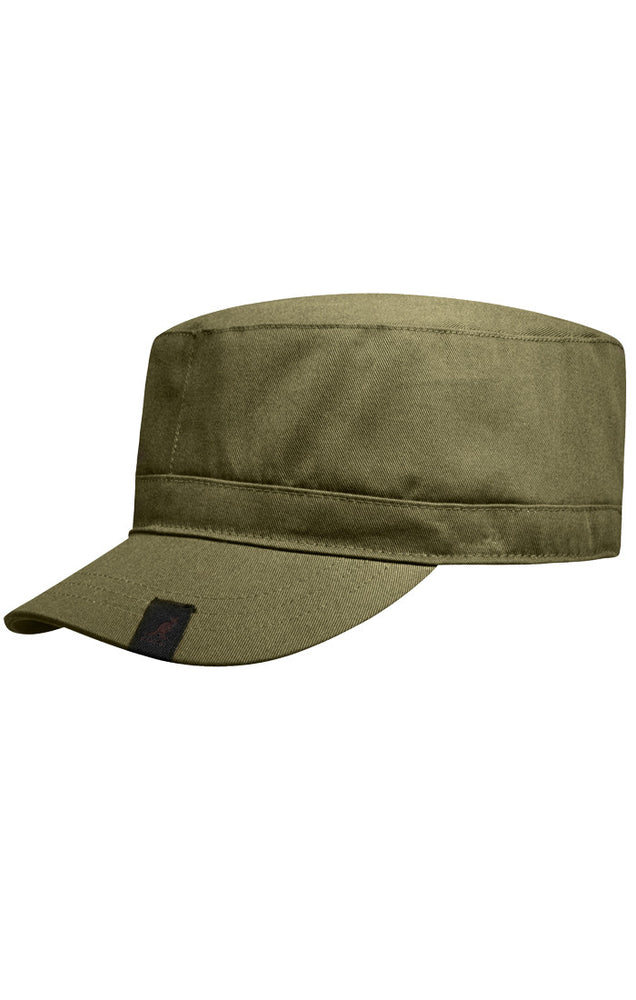 Kangol Cotton Adj Army - Green