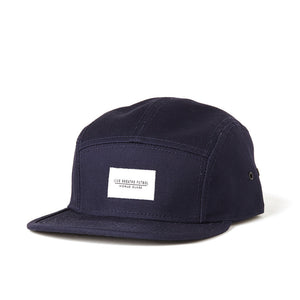 Live Breathe Futbol - Classic Navy 5-panel Cap
