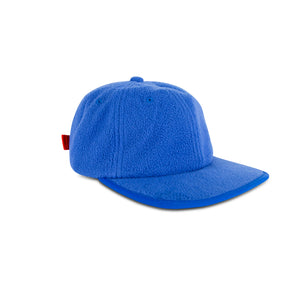 Topo Designs Fleece Cap - Blue