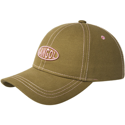 Kangol Workwear Baseball Hat - Tan