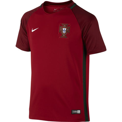 Nike Portugal 2016 Home Jersey