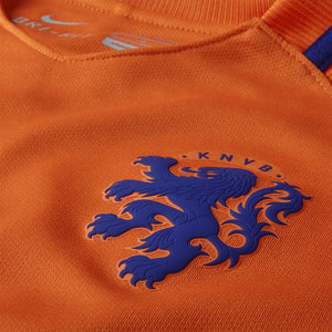 Nike Netherlands 2016 Home Jersey