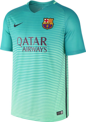 best loved 5cf72 ead57 Nike FC Barcelona 2016/2017 Third Jersey w/Sponsor
