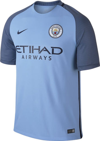 Nike Manchester City FC 2016/2017 Home Jersey