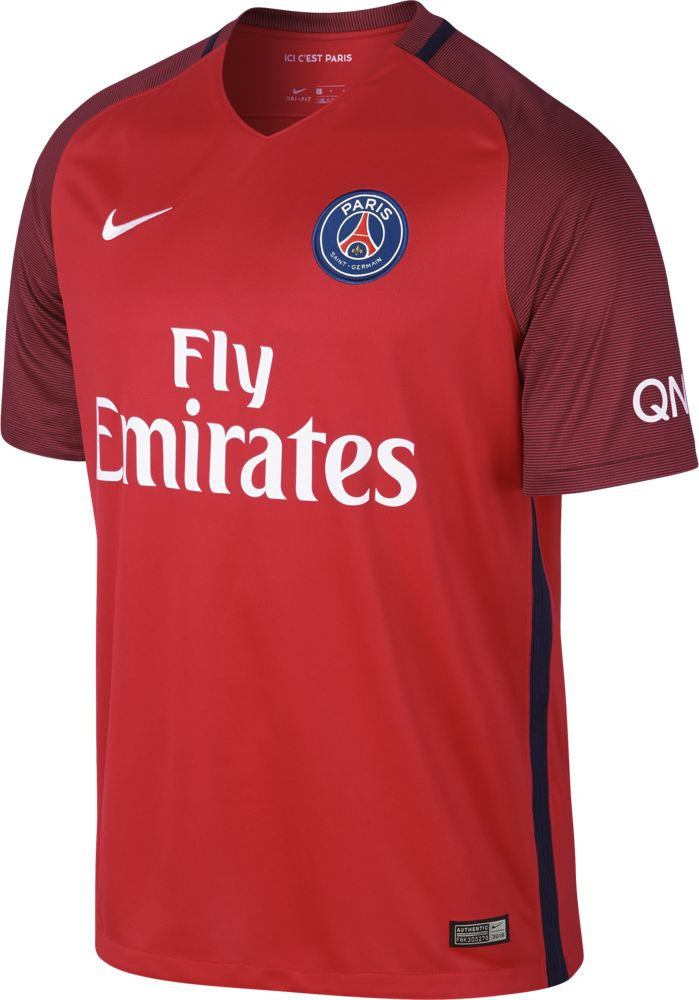 Nike Paris Saint-Germain 2016/2017 Away Jersey