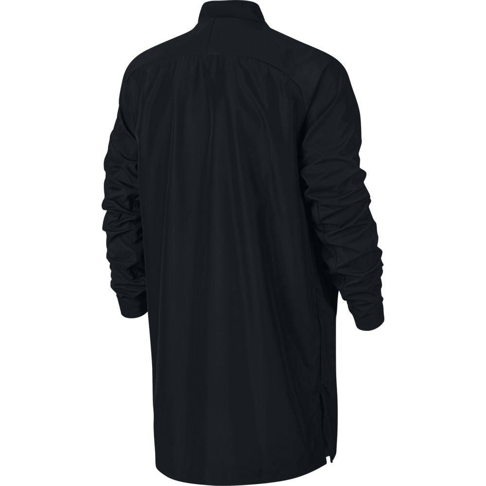 Nike F.C. Long Coat - Black