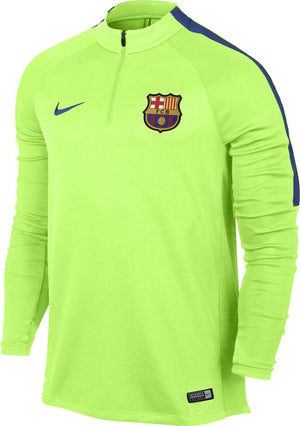 Nike FC Barcelona Drill Top - Ghost Green