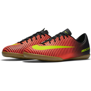 official photos 1dfb8 02662 Nike MercurialX Victory VI IC Indoor Soccer Shoes - Total Crimson